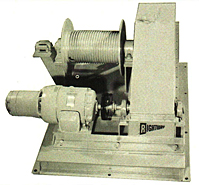 Series 50 Model PE Electric Winches