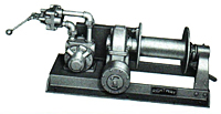 Model A2 Heavy Duty Air Winches
