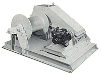 Series 50 Model PA Air Winches