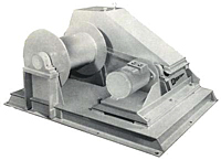 Series 50 Model PH Hydraulic Winches